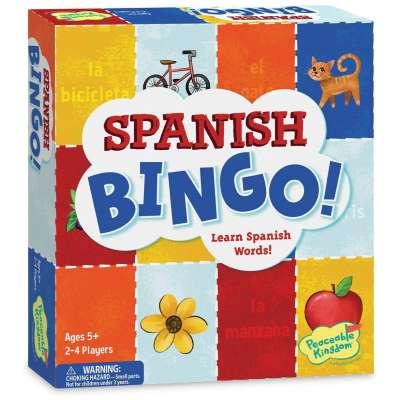 Spanish Bingo from Peaceable Kingdom