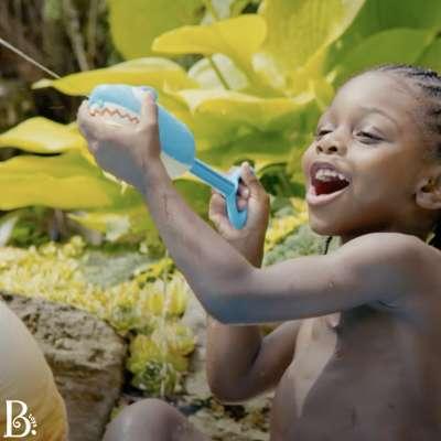 Splishin' Splash Water Squirters from B. Toys