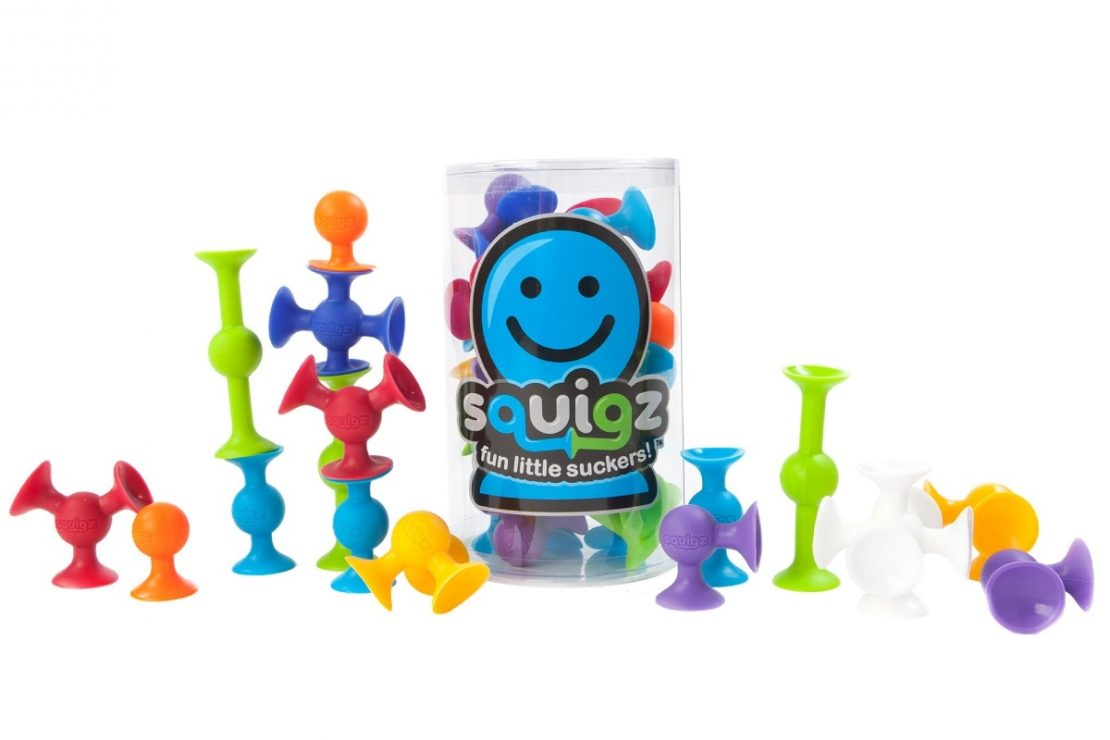 Squigz Starter Set from Fat Brain Toy Co