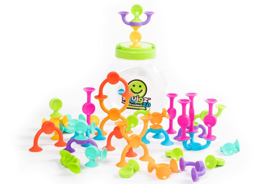 Squigz 2.0 from Fat Brain Toy Co