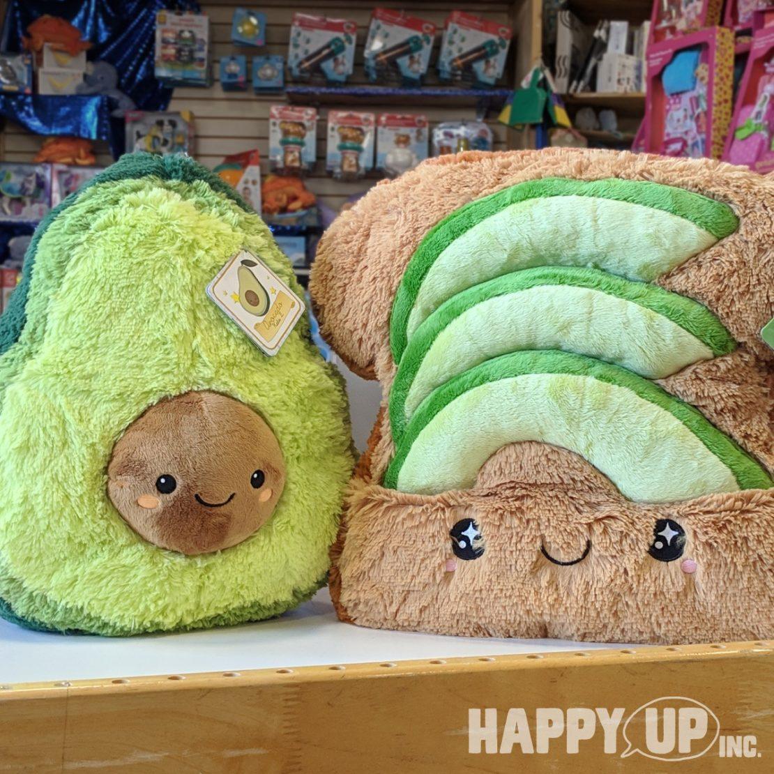 Squishable Avocado and Avocado Toast