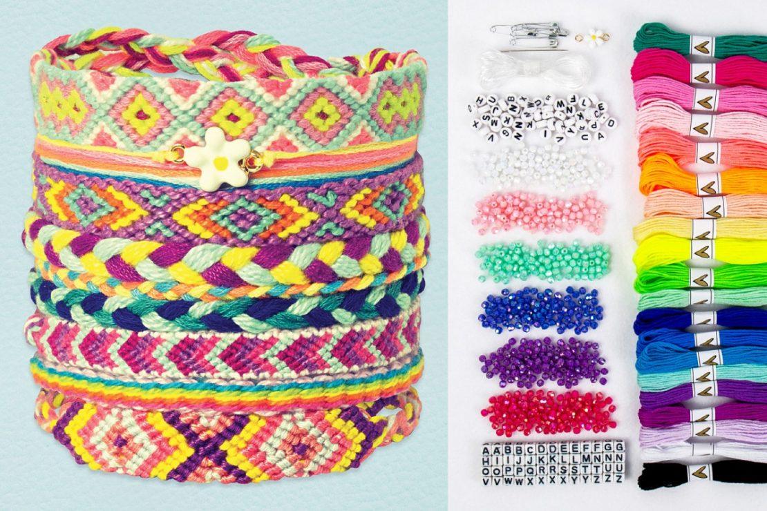 STMT D.I.Y. Friendship Bracelets