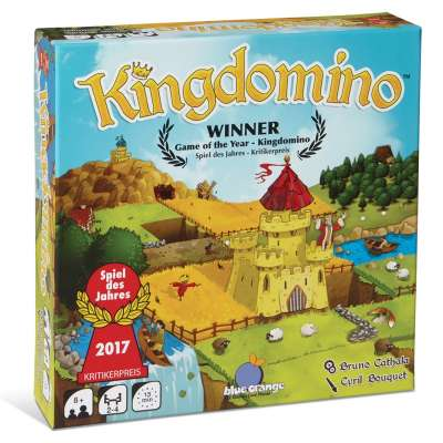 KingDomino from Blue Orange Games
