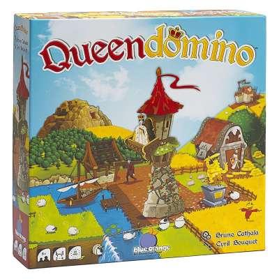 QueenDomino from Blue Orange Games