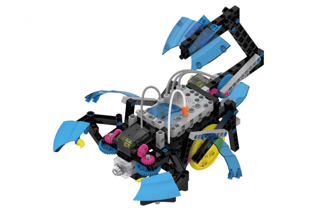 Thames & Kosmos Robotics Workshop Model