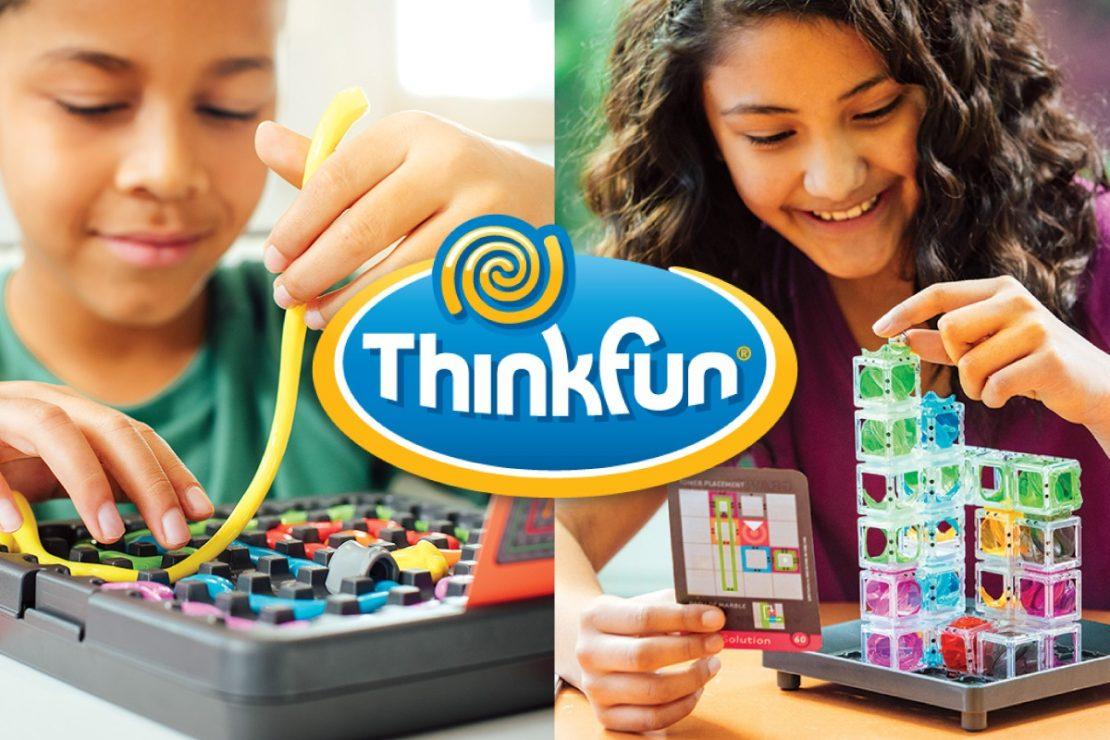 ThinkFun Logic Games