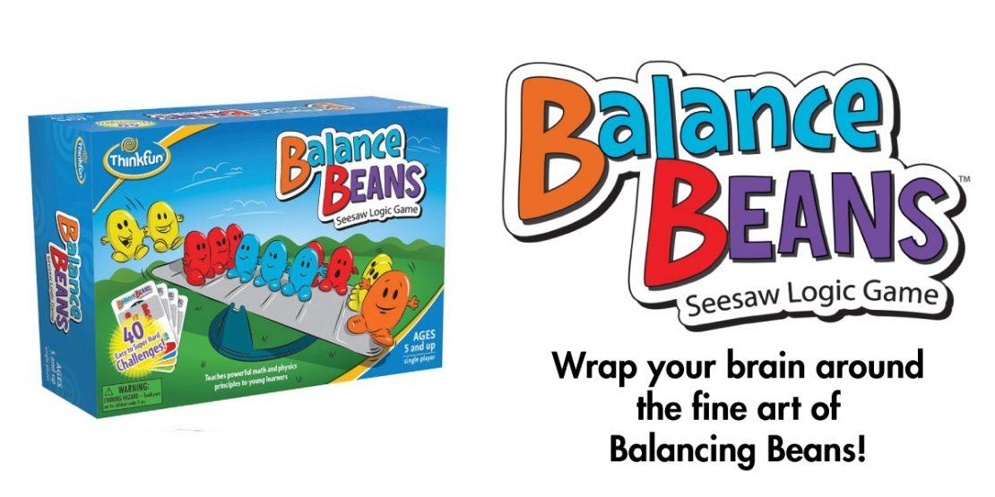 Balance Beans from ThinkFun