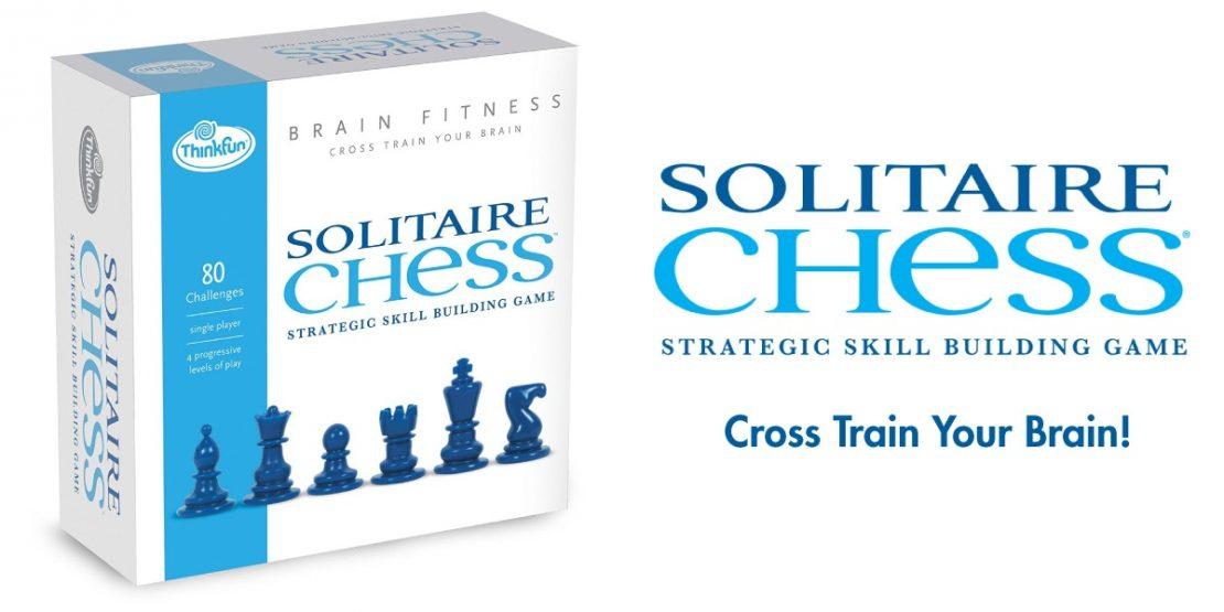 Solitaire Chess Brain Fitness from ThinkFun