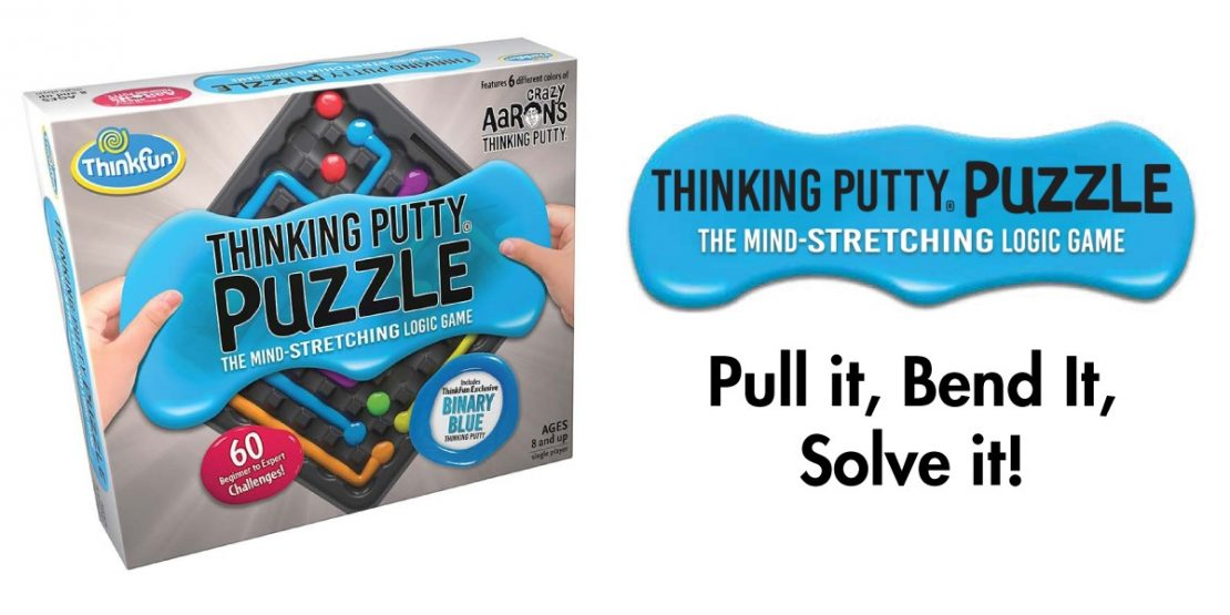 Thinking Putty Puzzle from ThinkFun