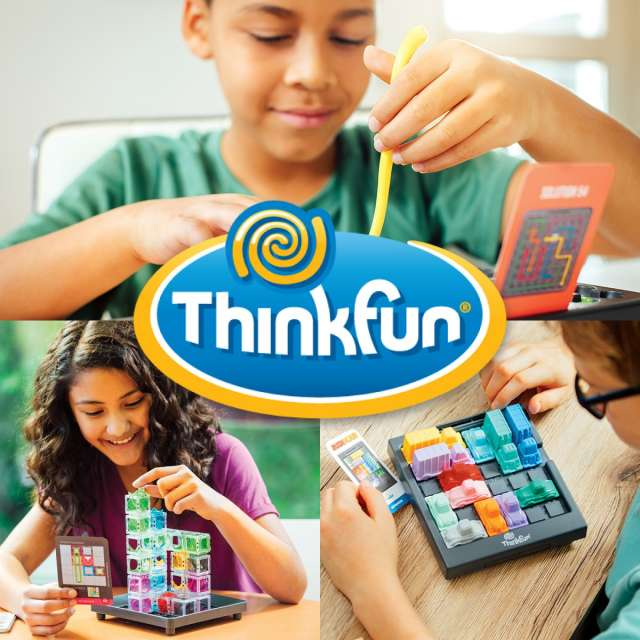 ThinkFun Logic Games