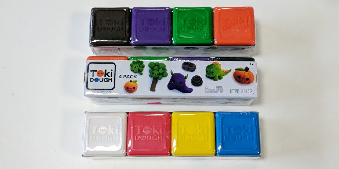 Toki Dough 4 packs