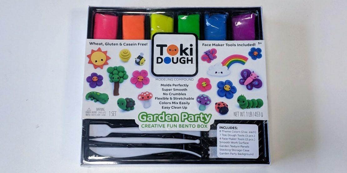 Toki Dough Bento Box Garden Party