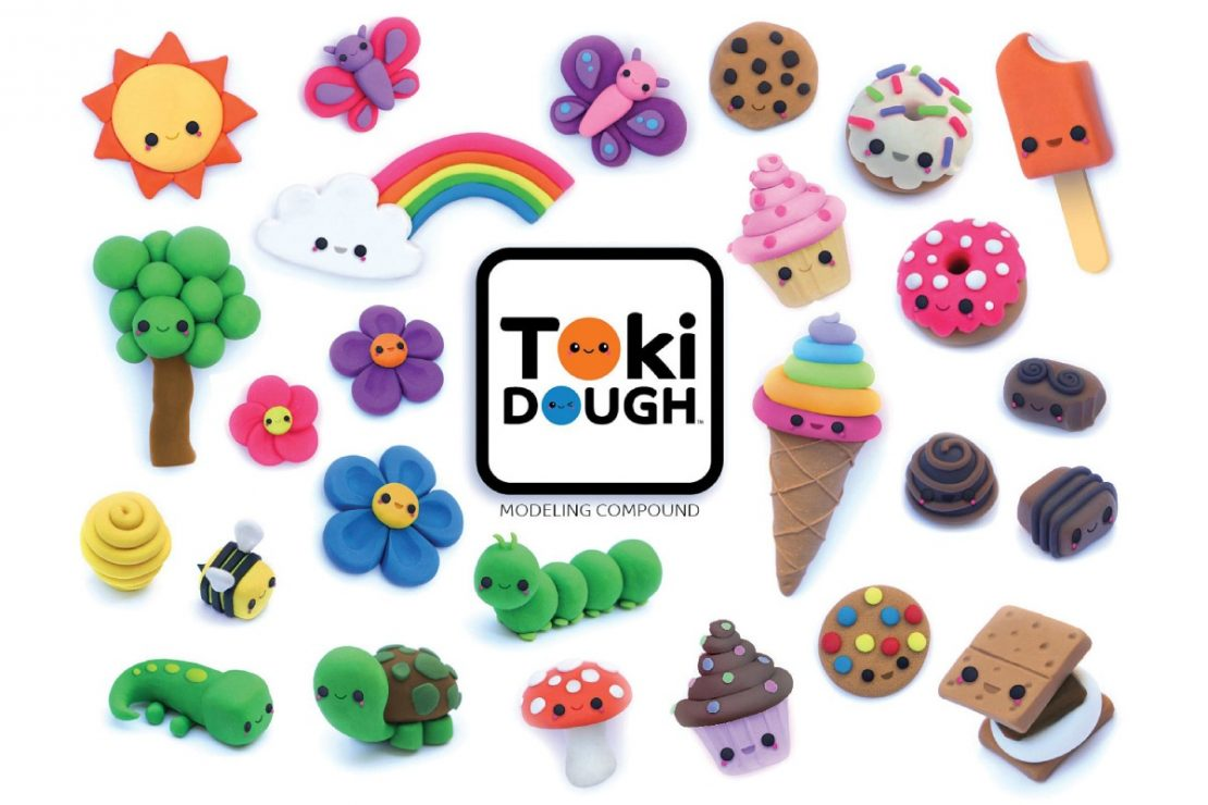 Toki Dough from Relevant Play