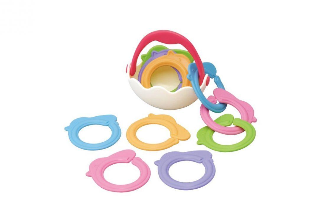 Toyroyal Baby Chick Links Set