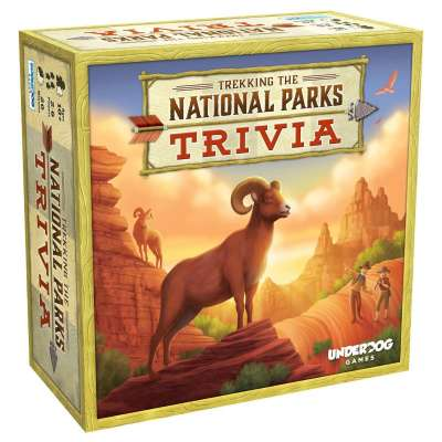 Trekking the National Parks Trivia