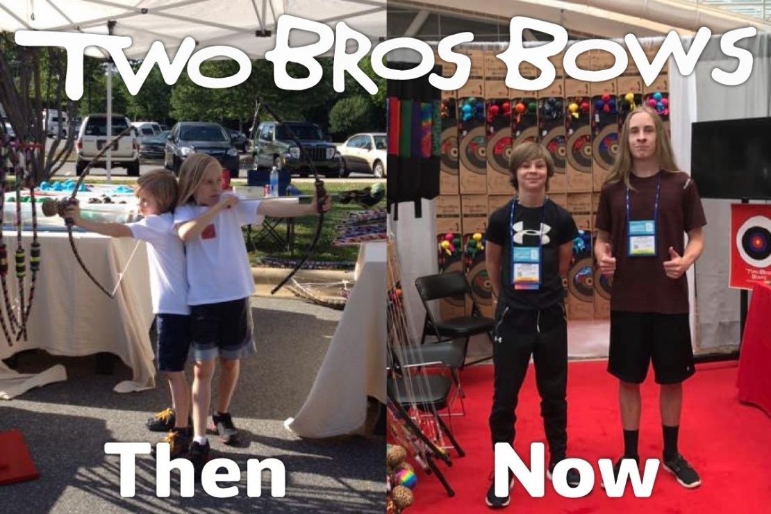Two Bros: Then and Now
