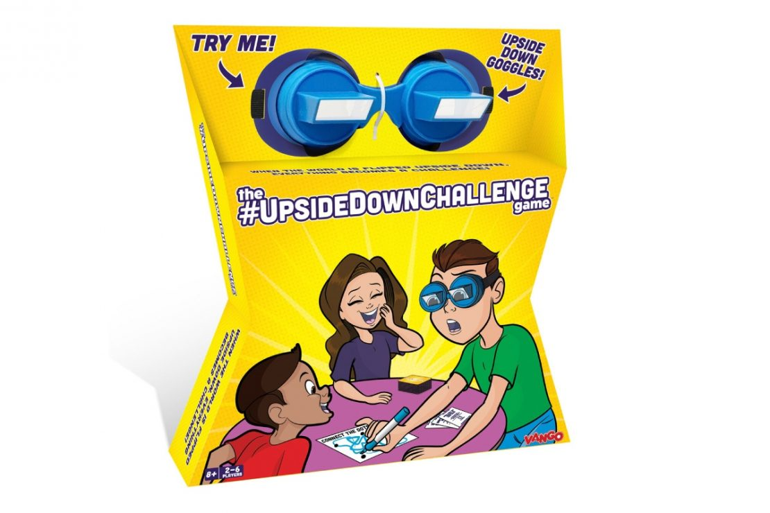 Upside Down Challenge from Vango Games