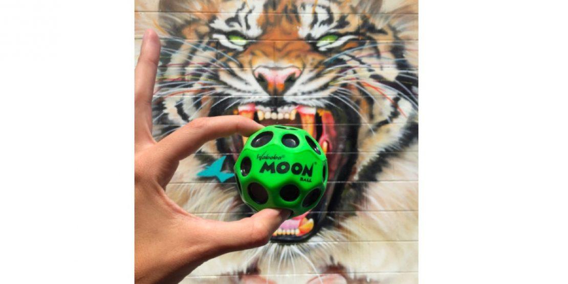Waboba Hyper Bouncing Balls - Moon Ball, Octazilla, & Spizzy