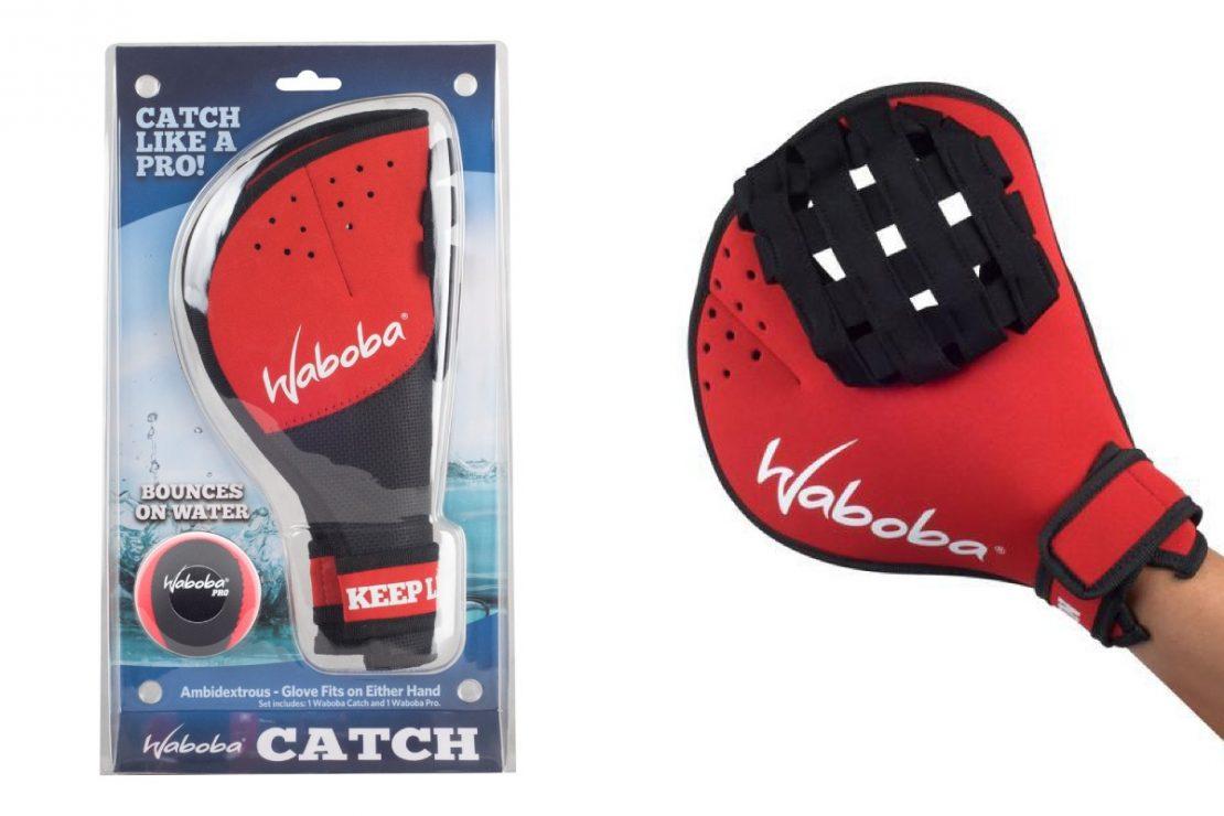 Waboba Catch Mitt and Ball Set