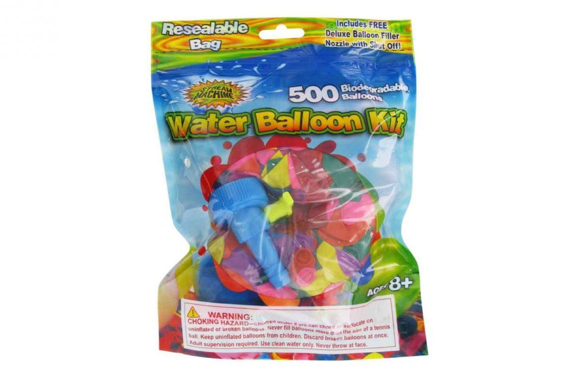 500 Water Balloon Kit