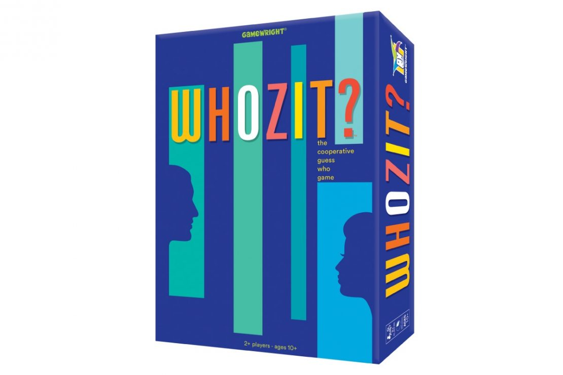 Whozit Game from Gamewright