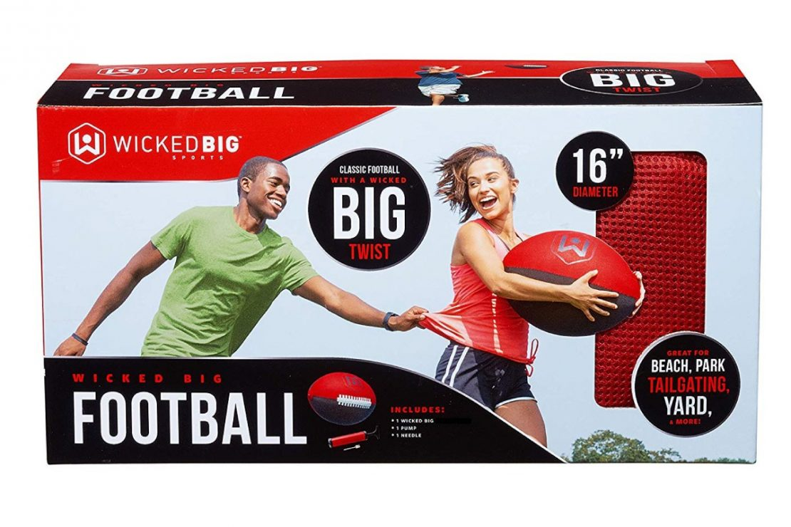 Wicked Big Football