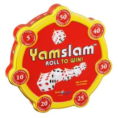Yamslam from Blue Orange Games