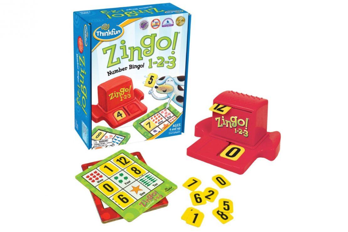 Zingo 1 2 3
