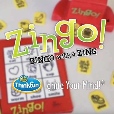 Zingo Games from ThinkFun