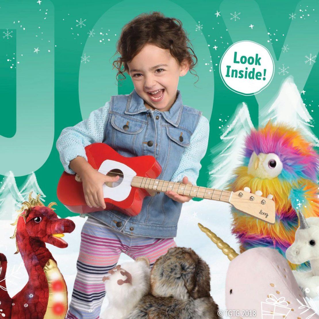 2018 Winter Holiday Catalog