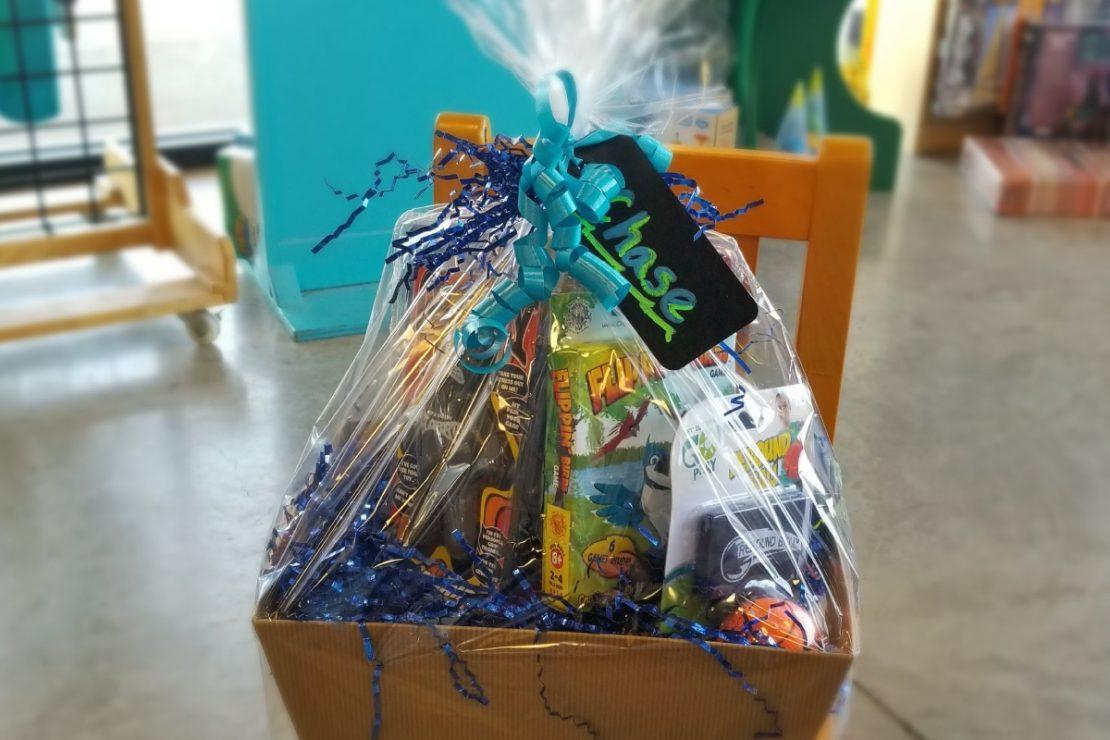 Chase Gift Basket