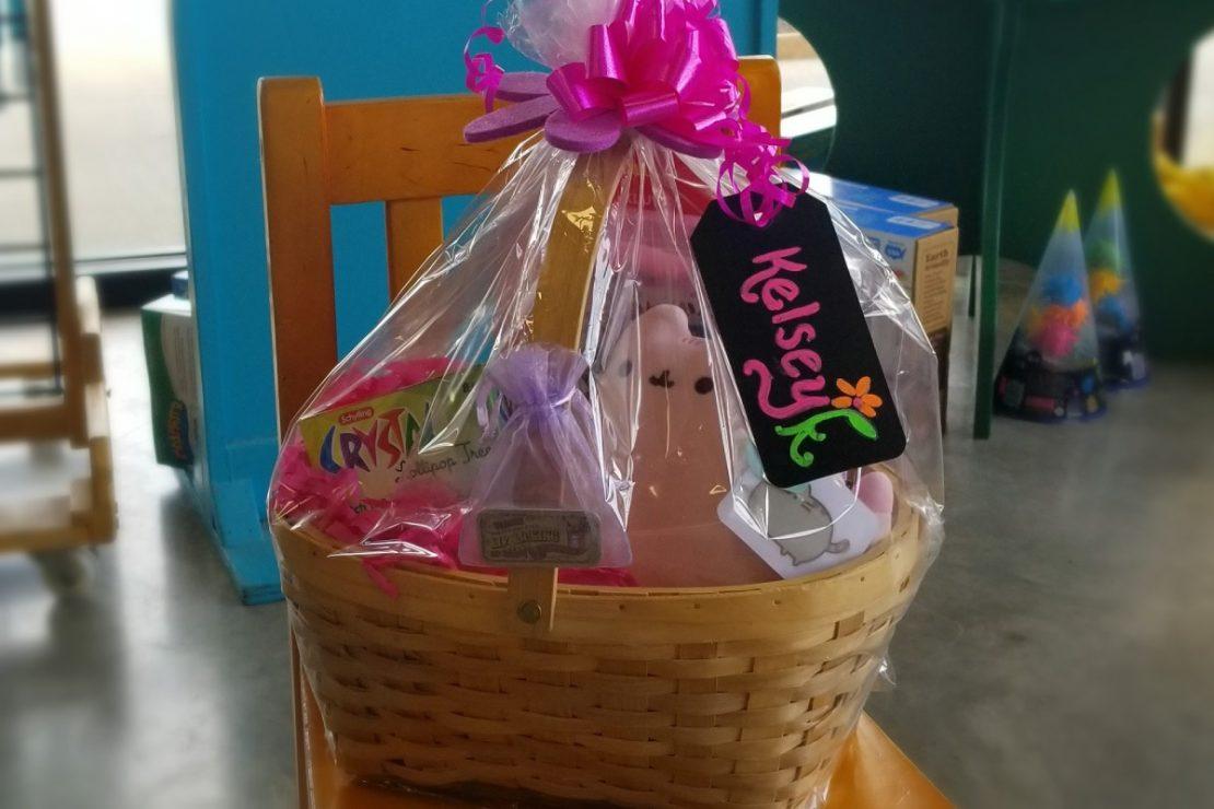 Kelsey Gift Basket