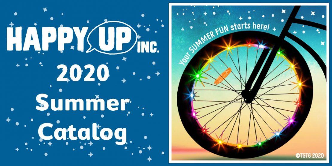 Happy Up 2020 Summer Catalog