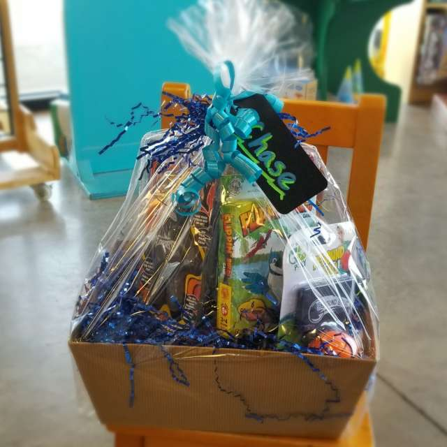 Gift Baskets? Yessee!