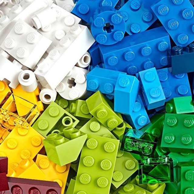 Lego Bricks - Let's Build Something