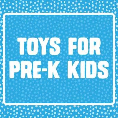 Toys for Pre-K Kids