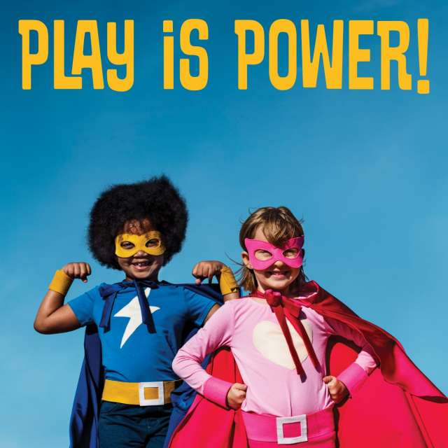 Play is Power - Neighborhood Toy Store Day 2018