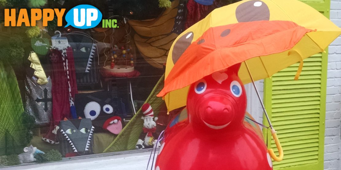 Rainy Rody at Happy Up Clayton