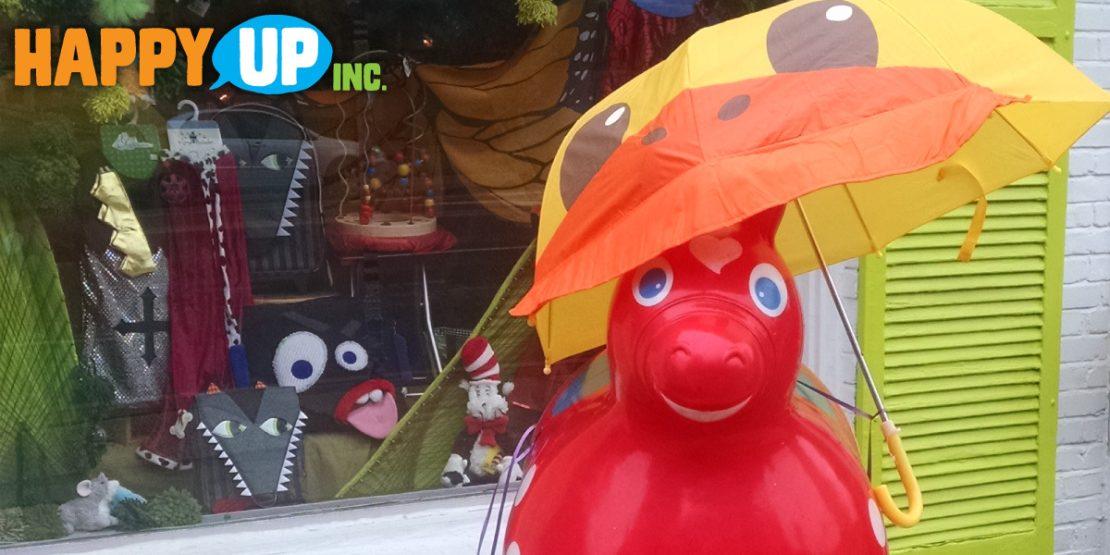 Rainy Rody at Happy Up Clayton