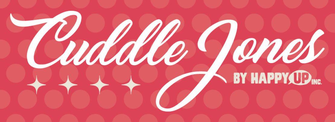 Cuddle Jones by Happy Up, Inc. Logo
